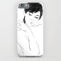 iPhone & iPod Case featuring Amy. by Great North Eastern
