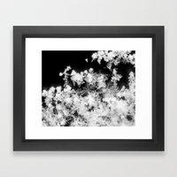 Of A Snowflake Framed Art Print