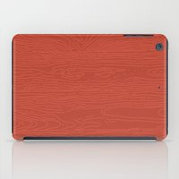 Barnwood iPad Case