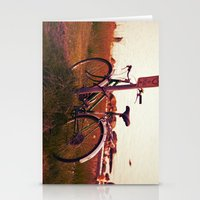 No Cycling  Stationery Cards