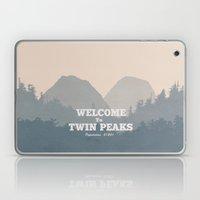 Welcome To Twin Peaks V2 Laptop & iPad Skin