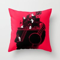 Everyday Is A New Soundt… Throw Pillow