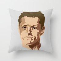 Chicharito Throw Pillow
