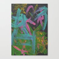 Abstract 191 Canvas Print