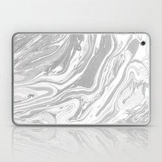 Marble - Grey Wash Laptop & iPad Skin