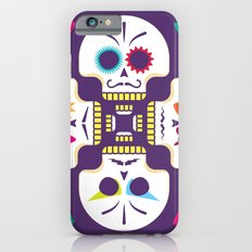 Floración Muerte iPhone 6 Slim Case