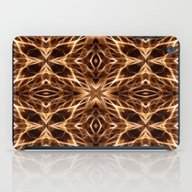 iPad Case featuring Abstract Geometric Light… by J&C Creations