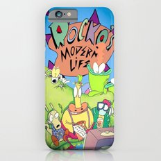 Rocko's Family  iPhone 6 Slim Case