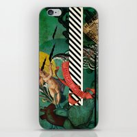 Strong Heart iPhone & iPod Skin
