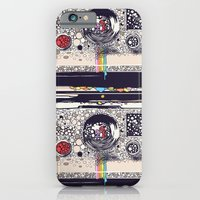 camera iPhone & iPod Cases featuring COLOR BLINDNESS by Huebucket