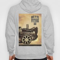 Back to the future III Hoody
