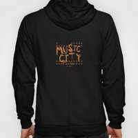 Music City Paris Hoody