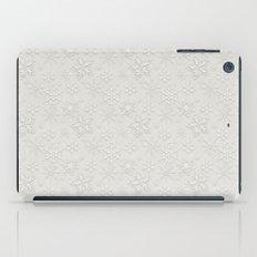 Dancing Snowflakes Pattern iPad Case