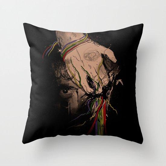 The Terror Throw Pillow