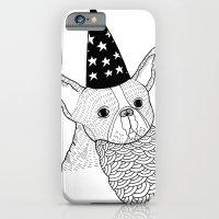 Dog Wizard iPhone 6 Slim Case