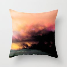 High Feelings by Debbie Porter - Designs of an Eclectique Heart Throw Pillow