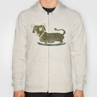 Bad Dog! (The Little Dachshund That Didn't) Hoody