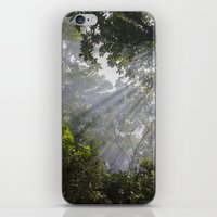I Saw The Light iPhone & iPod Skin