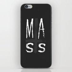 MASS iPhone & iPod Skin