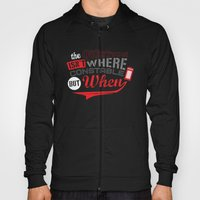 The Question Isn't Where… Hoody