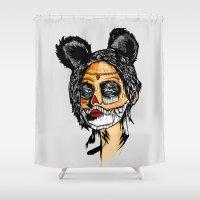 Wonderdamx Shower Curtain