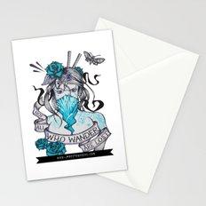 Masochist's Muse Stationery Cards