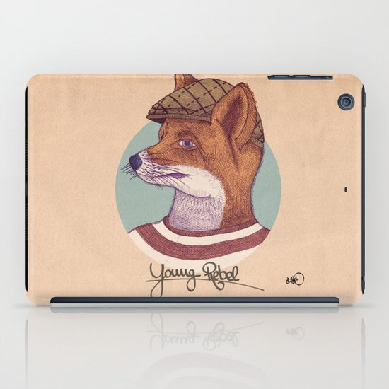Young Rebel iPad Case