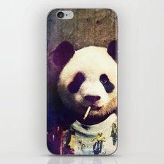 Panda Durden iPhone & iPod Skin