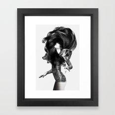 Bear #3 Framed Art Print