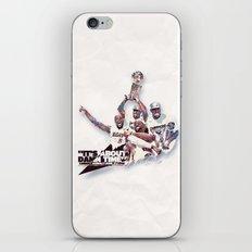 Lebron//NBA Champion 2012 iPhone & iPod Skin