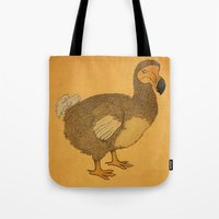Tote Bag featuring Dodo by Megs stuff...