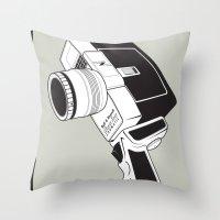 Gadget Envy Throw Pillow
