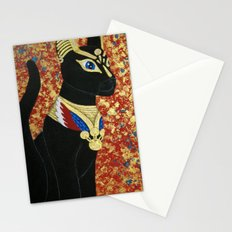 Egyptian Cat Stationery Cards