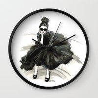 London Chic Wall Clock
