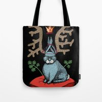 King Of Fools 2 (Blue Ra… Tote Bag