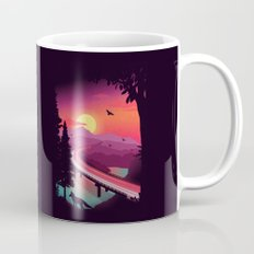 Passing Through Mug