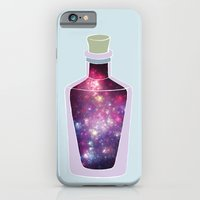 iPhone & iPod Case featuring Cosmos  by Annie illustrations