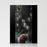 Spirit of the Forest Stationery Cards