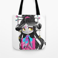 Chibi Luna Tote Bag