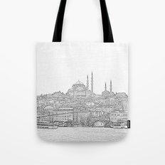 İstanbul Tote Bag