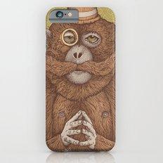 Great Uncle Reginald iPhone 6 Slim Case