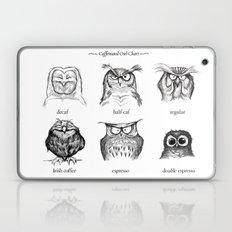 Caffeinated Owls Laptop & iPad Skin
