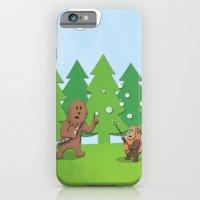 SW Kids - Chewie Bubbles iPhone 6 Slim Case