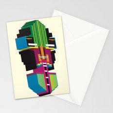 BAKOTA MASK Stationery Cards