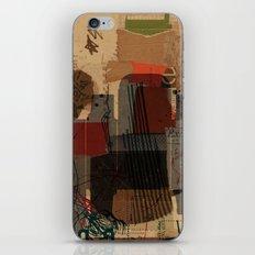unfolded 21 iPhone & iPod Skin