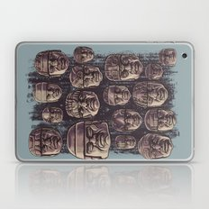 The Olmecs Laptop & iPad Skin
