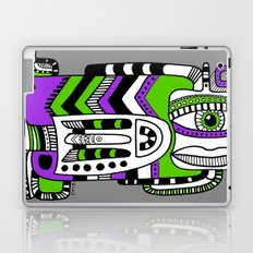 green eye Laptop & iPad Skin