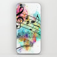 Sing For... iPhone & iPod Skin