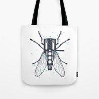 Cartridgebug Tote Bag