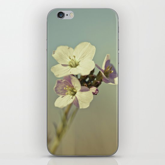 Cuckoo Flower 2 iPhone & iPod Skin
